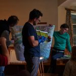 BAU Residency 2016. Emma Smith, Terratorium. Workshop, Foto: Daniel Mazza